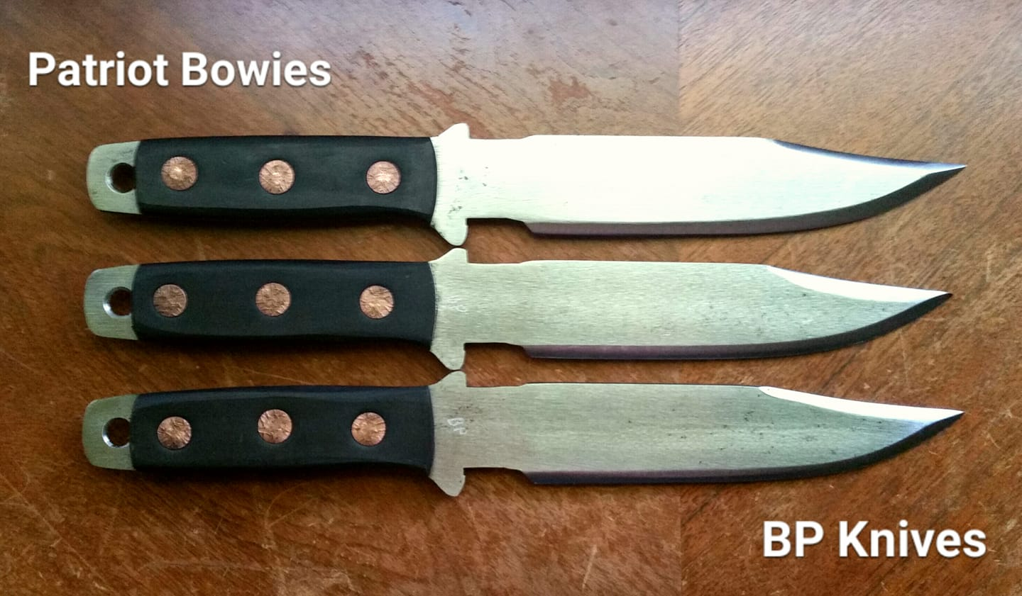 Artist Maker: BP Knives, Bill Page