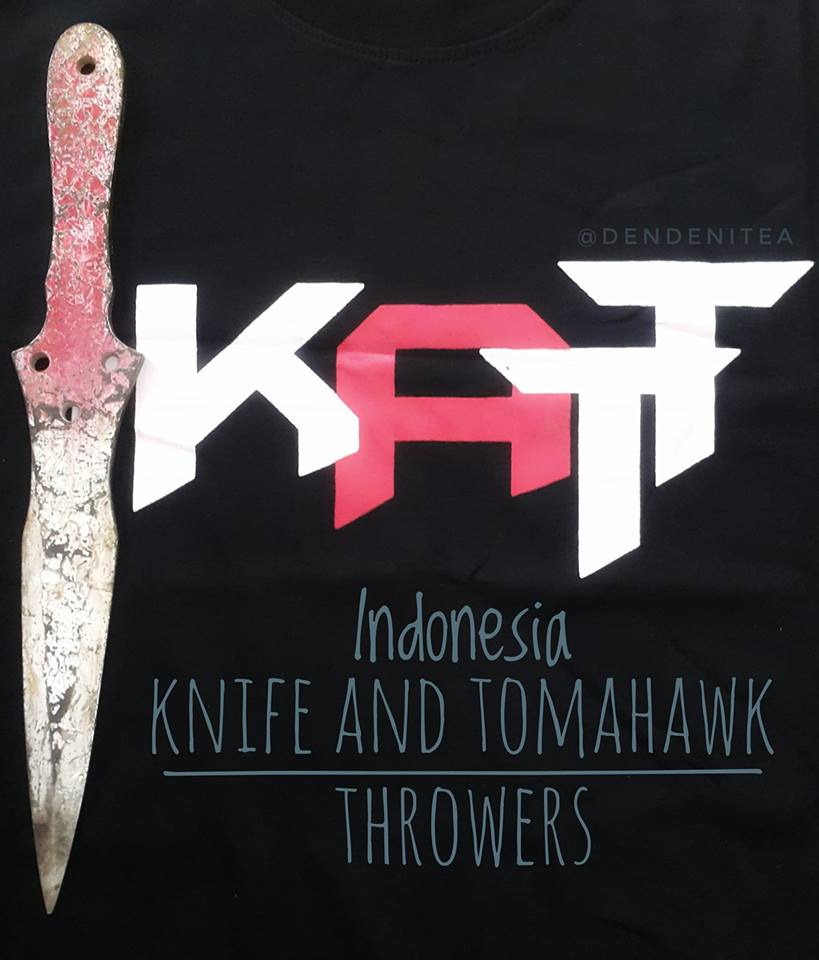 Organization: IKATT - Indonesia Knife and Thoahawk Throwers