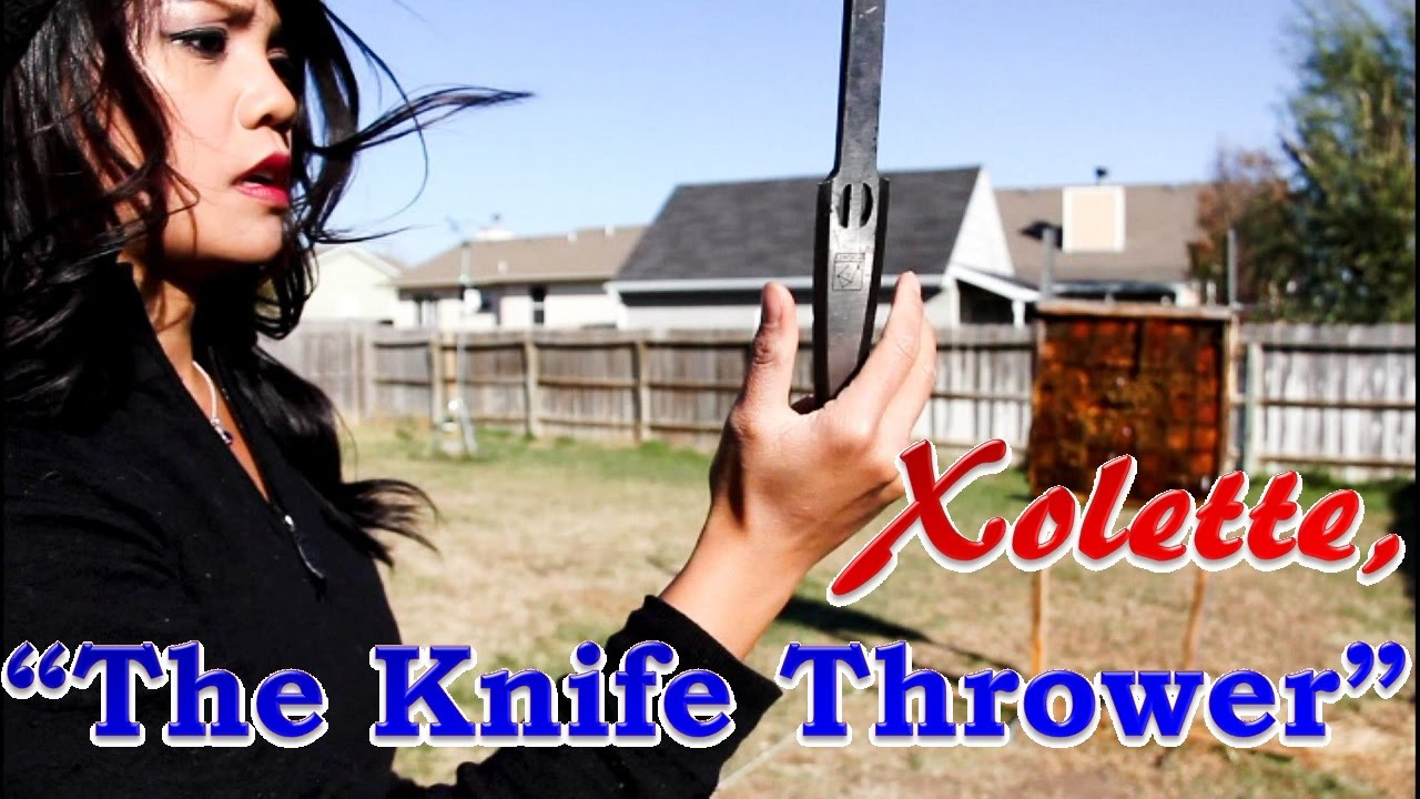 Knife Thrower: Xolette