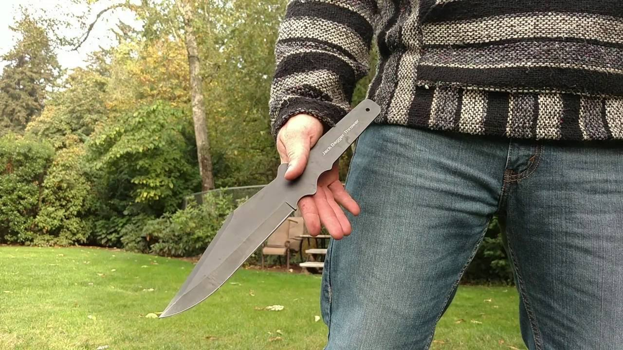 KNIFE: Cold Steel, Jack Dagger Thrower