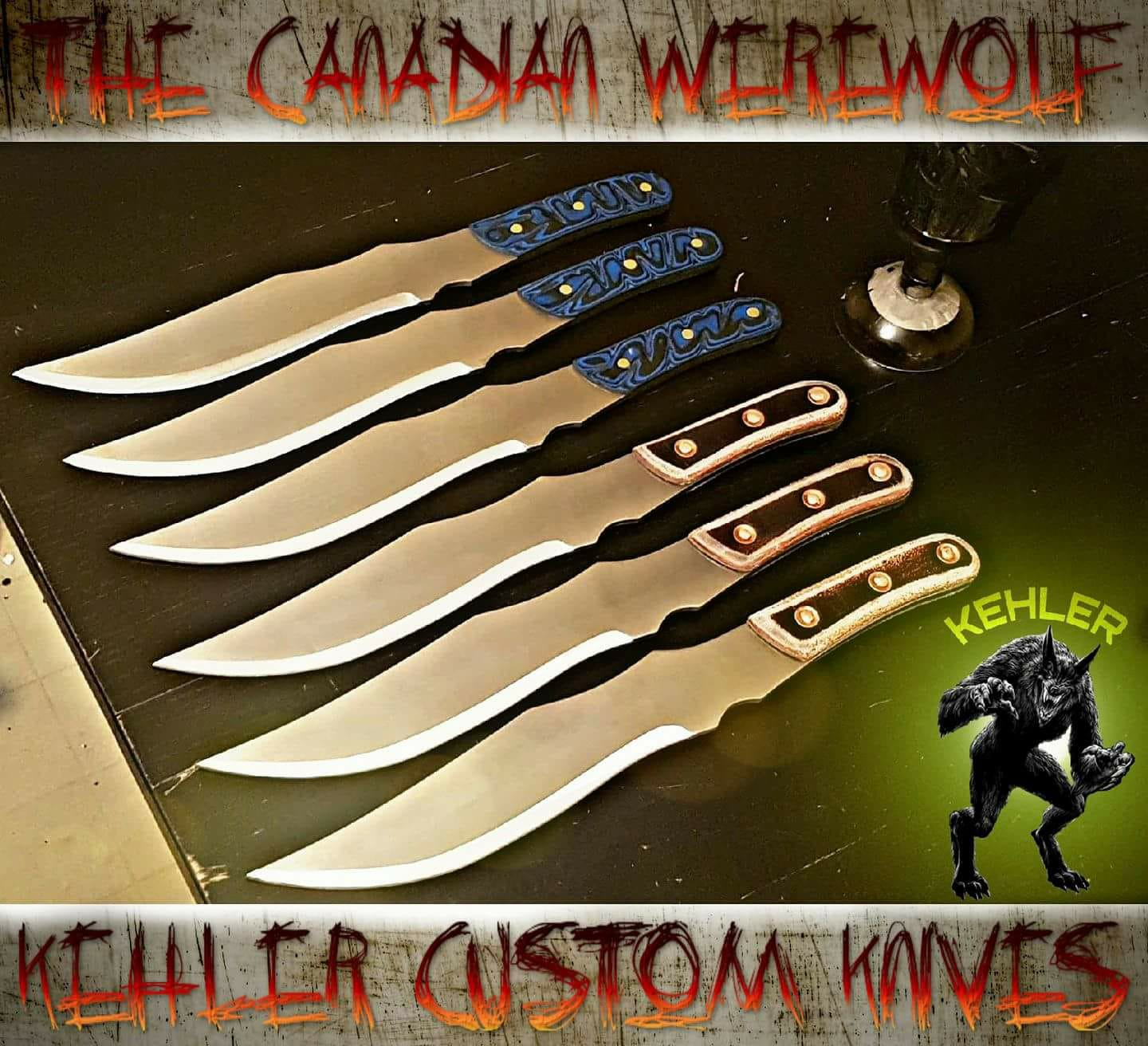 Artist Maker: Kehler Custom Knives